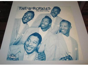 The 5 Royales – The Real Thing Dr. Horse – H-802