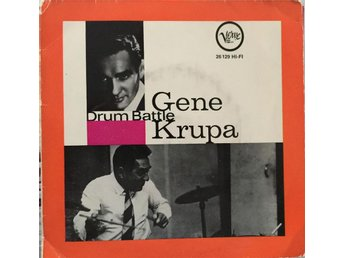 GENE KRUPA  DRUM BATTLE