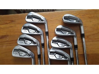 callaway apex cf16 järnset (3-pw) xp95 regular skaft