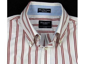 Hackett London skjorta stl. XL