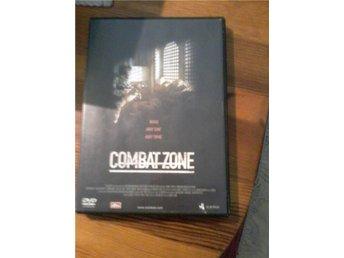 DVD Film, Combat Zone - Ringarum - DVD Film, Combat Zone - Ringarum