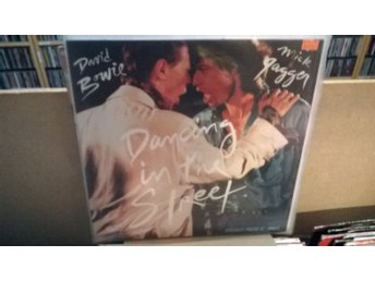 David Bowie And Mick Jagger - Dancing In The Street, LP