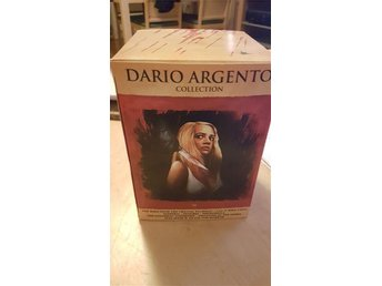 DVD - Dario Argento Collection