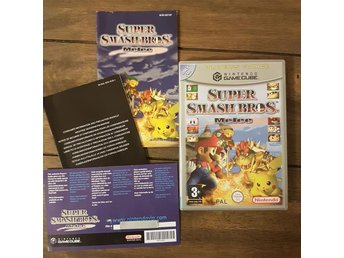 Super Smash Bros Melee Nintendo Gamecube