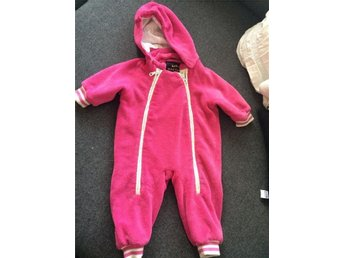 Fleece overall Mini Rodini stl 68-74