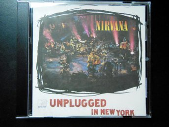 Nirvana - Unplugged in New York  CD