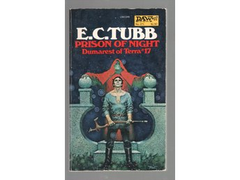 E.C. Tubb - Prison of Night - DAW 271