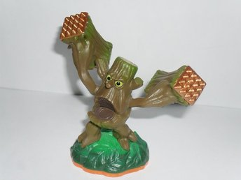 Skylanders giants UPPGRADERAD figur Stump smash series 2
