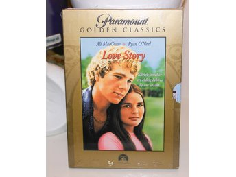 "DVD-film ""Love Story"""