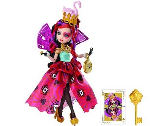 Lizzie Hearts - Way to Wonderland - DELUXE - Ever After High docka
