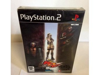 KING OF FIGHTERS - NY!!! LIMITED EDITION - sealed ps2 pal