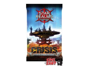 Star Realms Crisis Fleets & Fortresses Expansion Pack