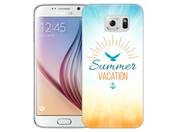 Samsung Galaxy S6 Skal Summer Vacation