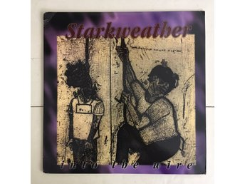 Starkweather - Into The Wire LP NM/VG