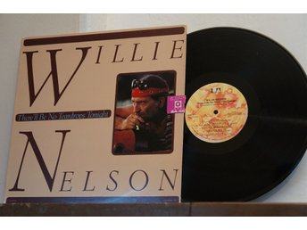 Willie Nelson - There'll Be No Teardrops Tonight -  LP (Vinyl)