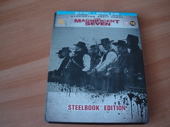 THE MAGNIFICENT SEVEN *STEELBOOK*