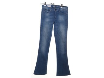 7 for All Mankind, Jeans, Strl: 24, Blå
