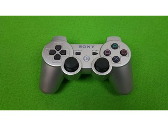 Silver Dual Shock 3 Kontroll DualShock 3 PS3 Playstation3 Playstation 3