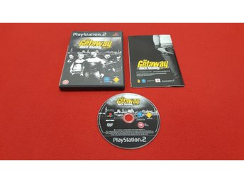 THE GETAWAY BLACK MONDAY till Sony Playstation 2 PS2