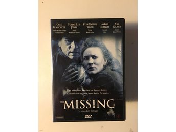 The Missing/Cate Blanchett/Tommy Lee Jones