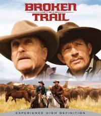 Broken Trail (Blu-ray) (Import Sv.Text)(Norskt omslag)