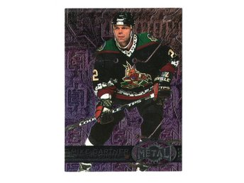 96-97 Fleer Metal Mike Gartner