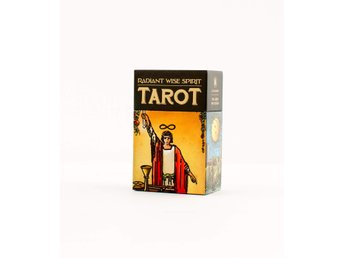 RADIANT WISE SPIRIT TAROT EX247 9788865275856