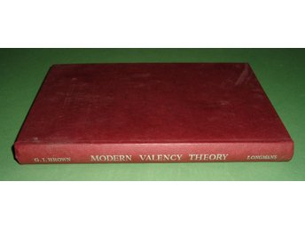 A simple guide to modern valency theory.