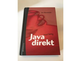 Java Direkt med swing - Jan Skansholm