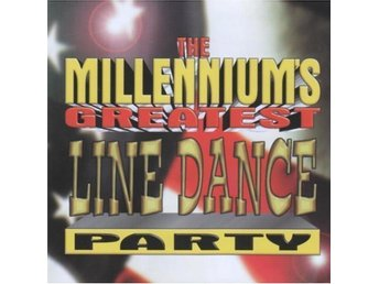 The Millenium's Greatest Line Dance Party - 1998 - CD