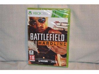 Battlefield Hardline (Xbox 360) Svensk Utgåva PAL Ny - Hässleholm - Battlefield Hardline (Xbox 360) Svensk Utgåva PAL Ny - Hässleholm