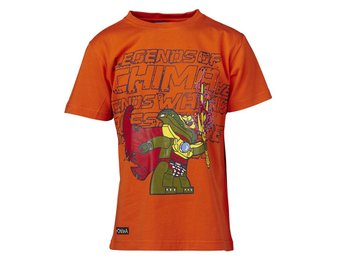 "LEGO CHIMA T-SHIRT ""LEGENDS"" 201267-128 Ord pris 199.00:-"