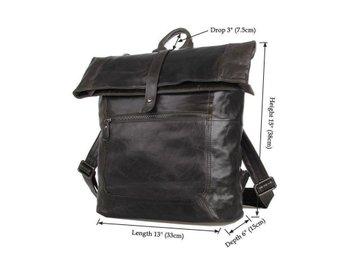 Skinn väska,leather bag,läder ryggsack .DATAVÄSKA, portfölj designer handbag - Dublin - Skinn väska,leather bag,läder ryggsack .DATAVÄSKA, portfölj designer handbag - Dublin