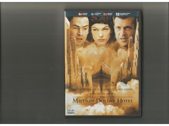 THE MILLION DOLLAR HOTEL - MEL GIBSON - PETER STORMARE - DVD