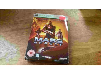 MASS EFFECT LIMITED COLLECTORS EDITION XBOX 360 BEG