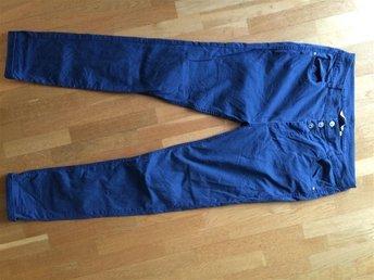 Amber pants byxa house Of lola navy stl M - som nya - Varberg - Amber pants byxa house Of lola navy stl M - som nya - Varberg