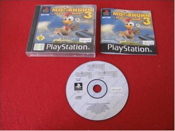 MOORHEN 3 CRAZY CHICKEN till Sony Playstation PSone