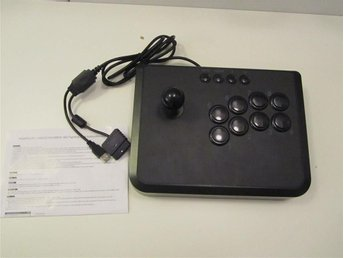 May flash fighting stick PS2 PS3 PC.