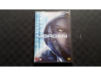 Morgan (ny, inplastad), DVD, svensk undertext, thriller, scifi, Kate Mara - Eskilstuna - Morgan (ny, inplastad), DVD, svensk undertext, thriller, scifi, Kate Mara - Eskilstuna