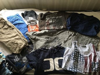 Klädpaket kille Medium Jack & Jones,Denim, blend mm