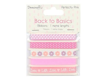 REA! Back to Basics - Perfectly Pink - 5 x 1 meter