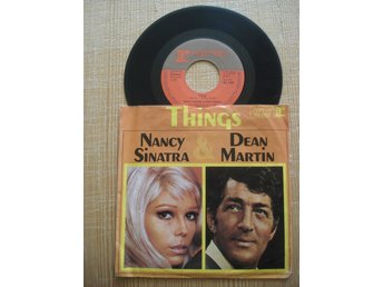 Singeln Things med Nancy Sinatra och Dean Martin