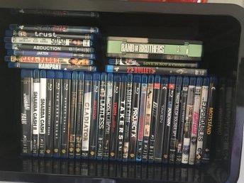 37 Blu-ray filmer - Eslöv - 37 Blu-ray filmer - Eslöv