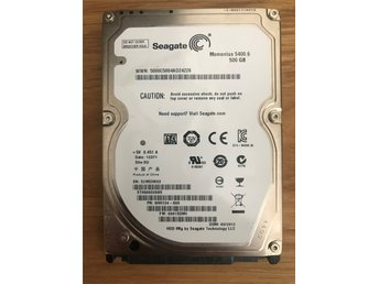 "Seagate 2,5"" Hdd 500 GB"