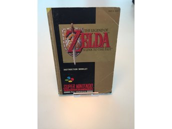 Super Nintendo Manual Zelda/Link To the Past SCN