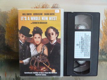 IT´S A WHOLE NEW WEST, SPECIALKASSETT, VHS, VIDEOKASSETT, FILM