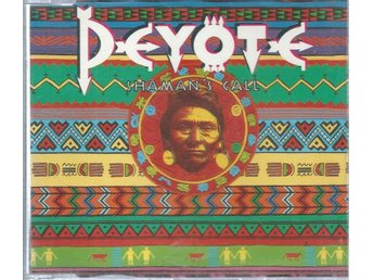 PEYOTE - SHAMAN´S CALL   (CD SINGLE )