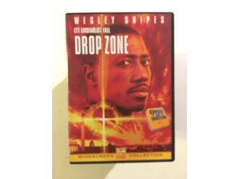 Drop zone/Wesley Snipes - Vittaryd - Drop zone/Wesley Snipes - Vittaryd