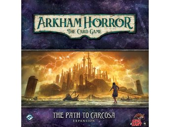 Arkham Horror the Card Game The Path to Carcosa Expansion