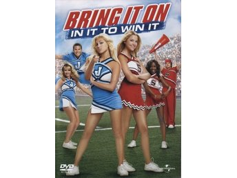 DVD - Bring It On - In It To Win It (Beg)